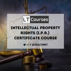 Intellectual Property Rights (I.P.R.) Certificate Course